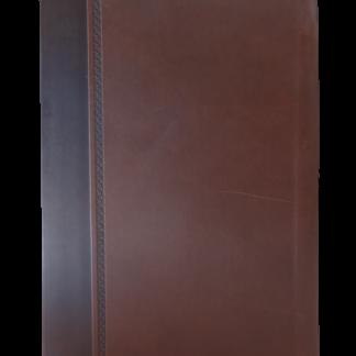 NKJV Gift Bible Brown