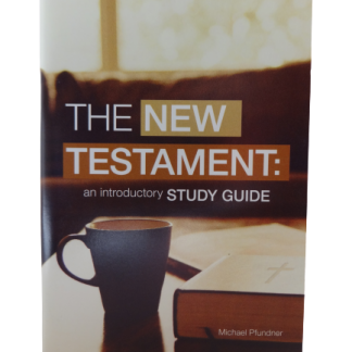 The New Testament, an Introductory Guide
