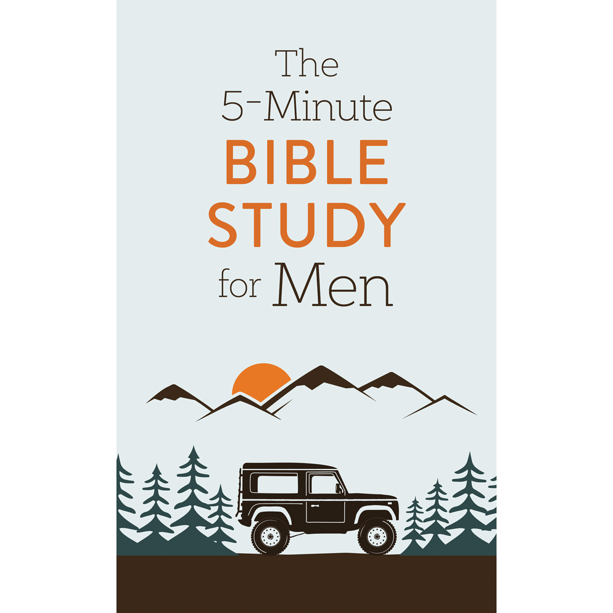 The 5 Minute Bible Study For Men (Paperback)