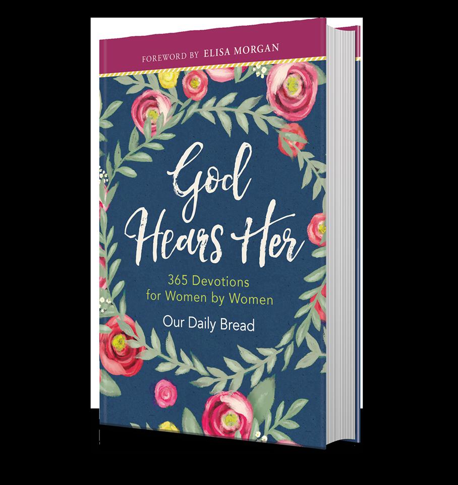 God Hears Her Devotional