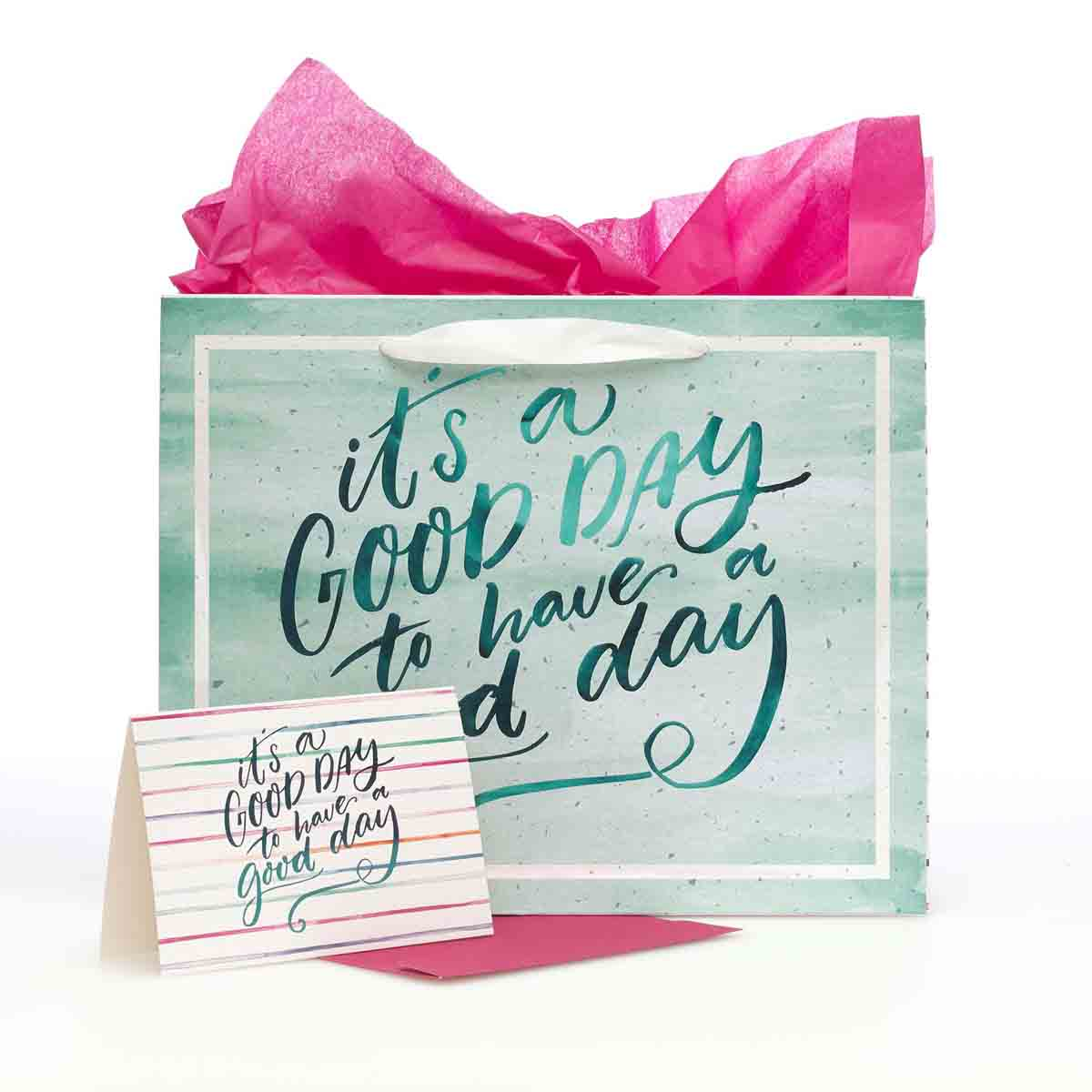 It's A Good Day To Have A Good Day (Gift Bag With Card)