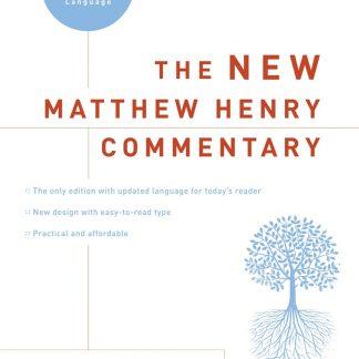 New Matthew Henry Commentary (Hardcover)