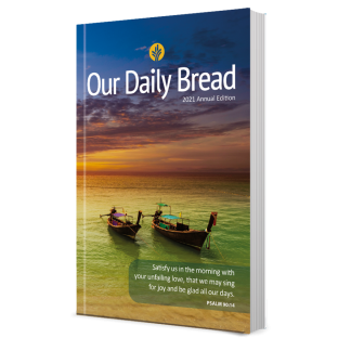 Our Daily Bread Annual Edition 2021