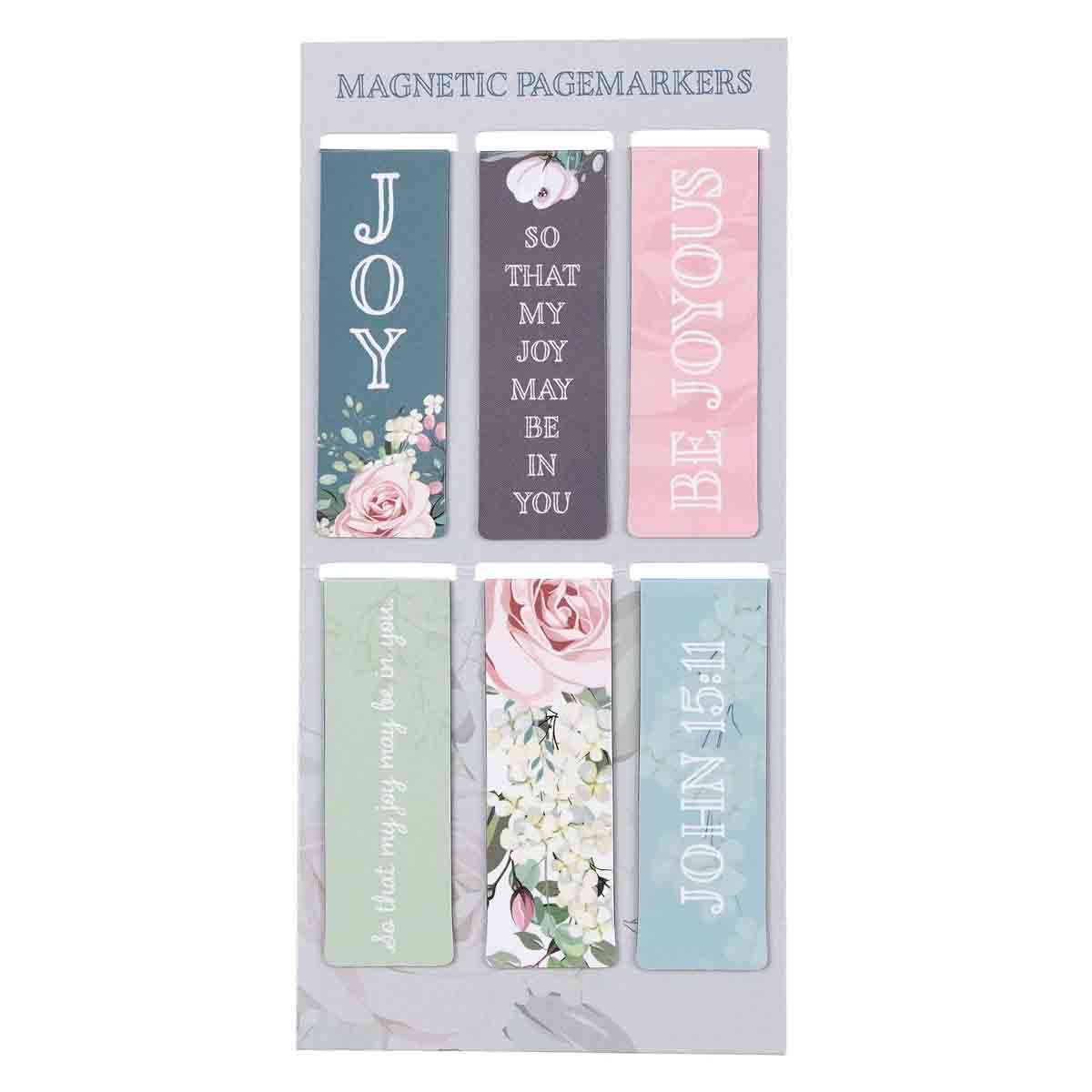 That Joy May Be In You (Magnetic Pagemarkers)