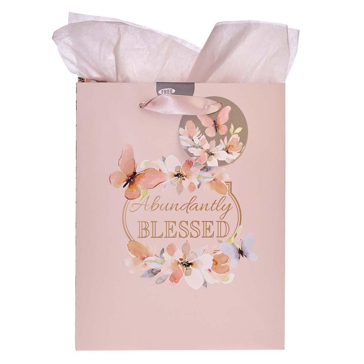 Abundantly Blessed (Medium Gift Bag)